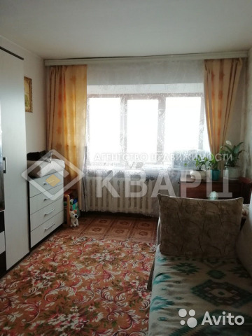 Продается двухкомнатная квартира за 2 500 000 рублей. г Нижний Новгород, пр-кт Героев, д 43.