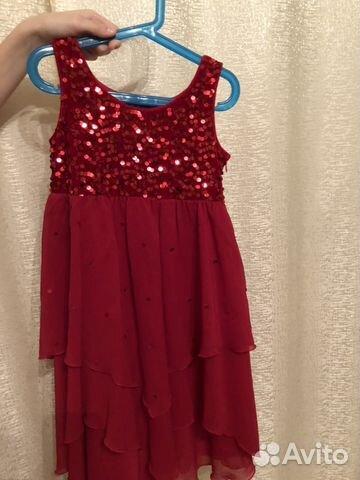 Платье фирмы Gulliver новое
