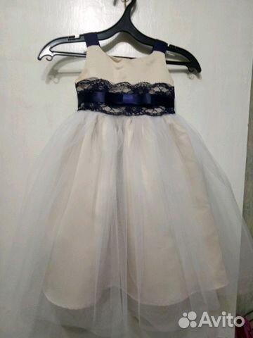 Пышное платье 89033236175 купить 1