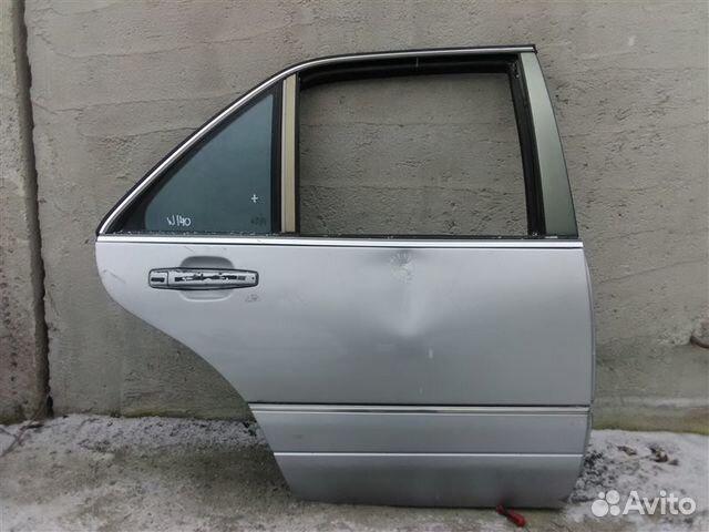 89026196331 Дверь задняя правая Mercedes-Benz S-Classe W140