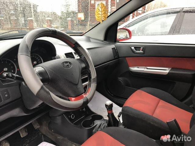 Купить Hyundai Getz пробег 107 000.00 км 2005 год выпуска