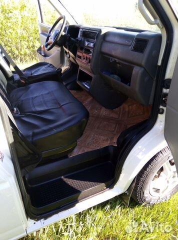 Volkswagen Transporter, 2002 89875653417 купить 9