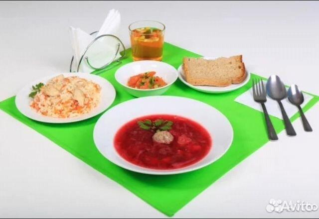 Доставка обедов астрахань