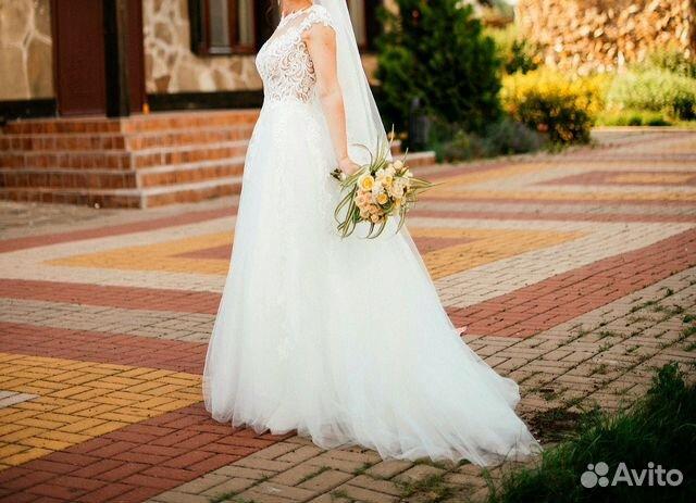 Brudklänning 89611955681 köp 2