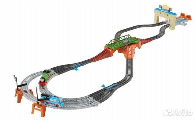 Fisher Price Trackmaster - Thomas & friendsdfm53 89062132153 купить 3