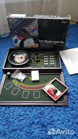 настольная игра казино