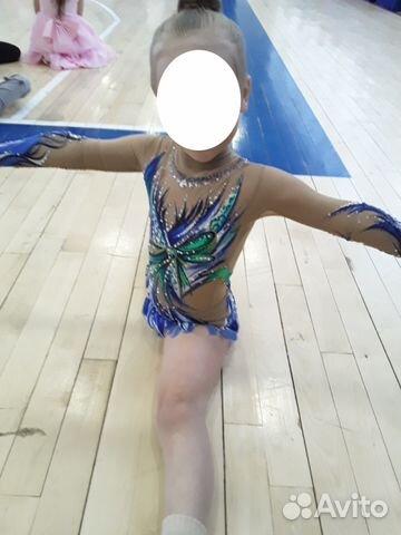 Купальник для художественной гимнастики +аренда