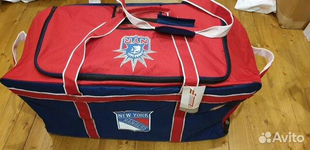 89036020550 Хоккейный баул без колес Flame pro, клубный