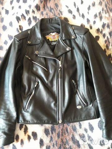Куртка кожаная Harley - Davidson 89173369019 купить 1