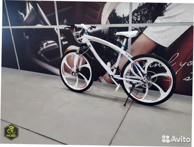 89527559801 Горный велосипед,на литых дисках в Томске