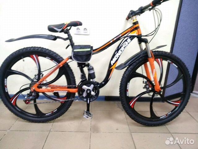 89527559801 Горный велосипед,эксклюзив