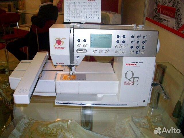 Швейно вышивальная машина bernina aurora 1404  89539699241 купить 1
