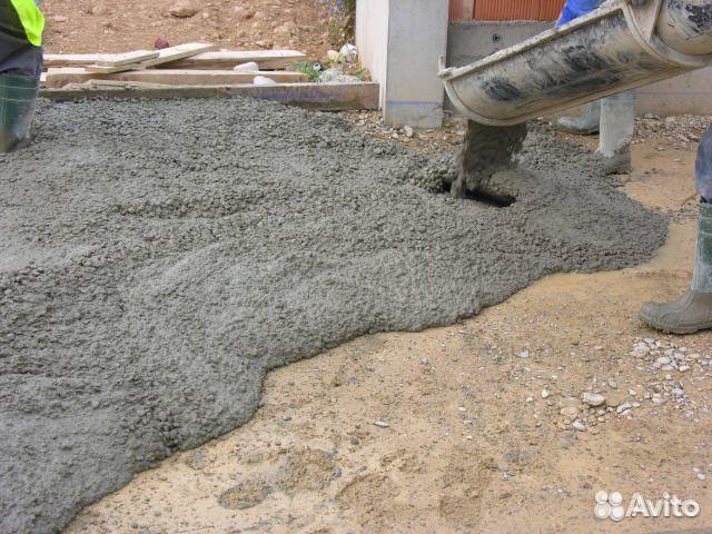 бетон в20 f100
