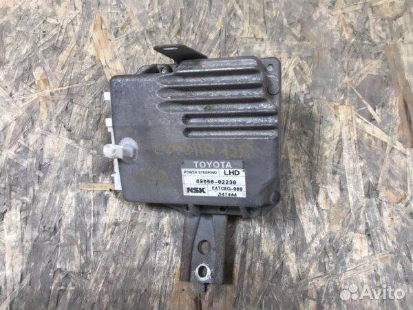 89026196331  Блок управления рулевой рейкой Toyota Corolla E12