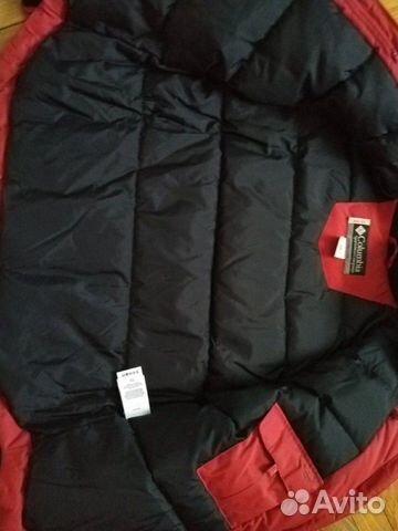 Куртка columbia р50-52