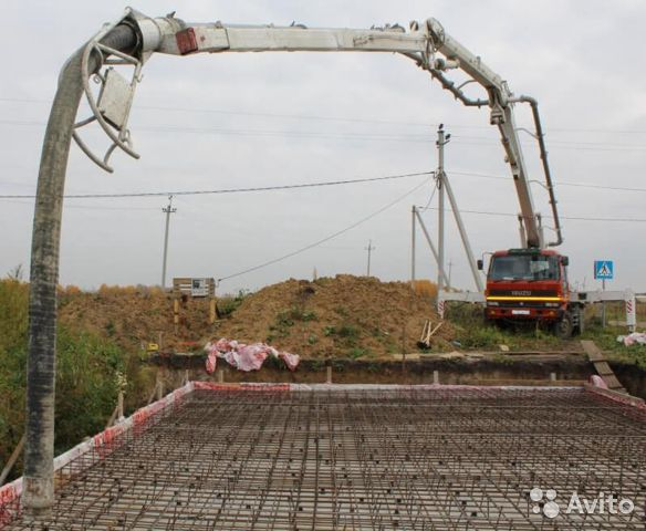 афипская бетон