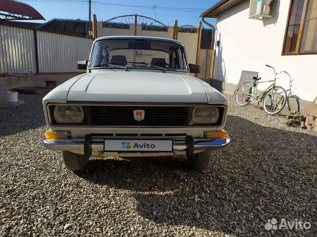 Москвич 2140, 1979 купить 4