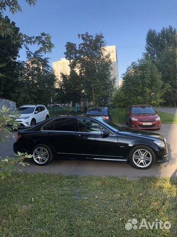 Mercedes-Benz C-класс, 2010 89326662704 купить 2