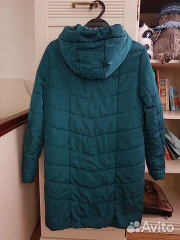 Демисезонное пальто 152-158 89206265449 купить 5