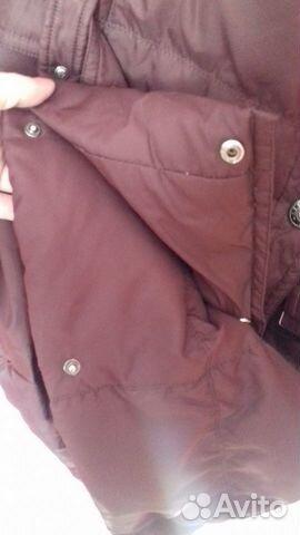 Женское пальто (пуховик женский демисезон) 89245055073 купить 5