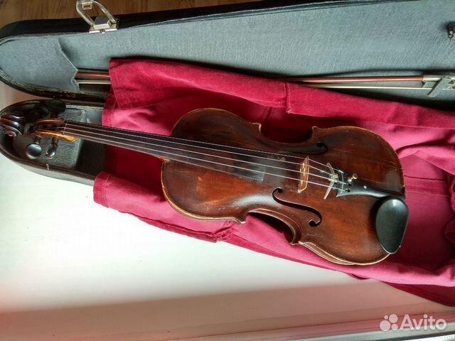 Скрипка 4/4 1698г 89507724634 купить 1