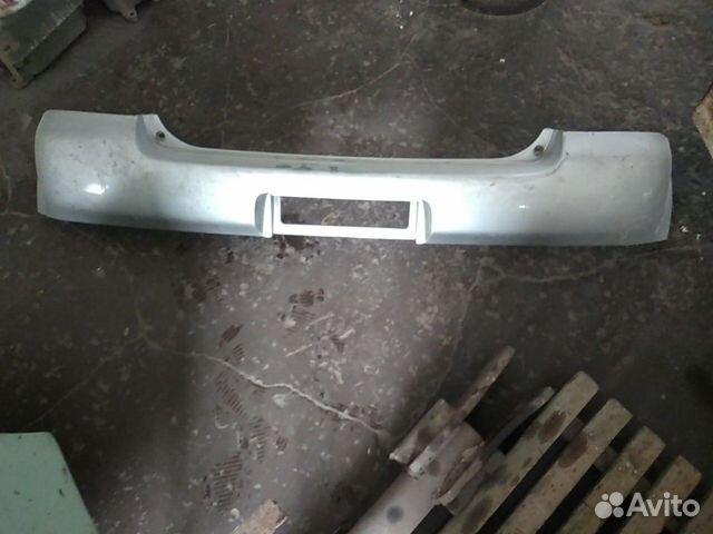 Заданий бампер Toyota Vitz NCP10 89646524649 купить 2