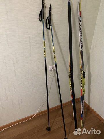 Лыжные палки  купить 1