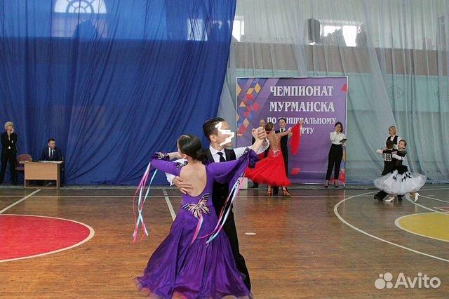 Платье для танцев стандарт на юниоры 1