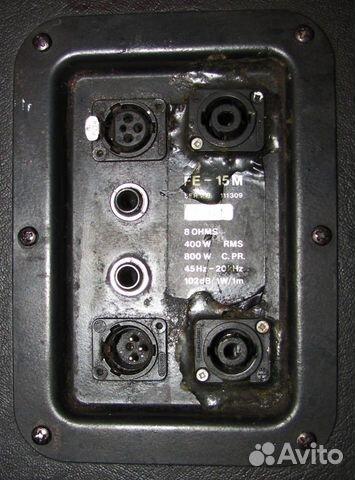 2Pro колонки Dynacord 800Вт Germany оригинал FE15M  89128899109 купить 7