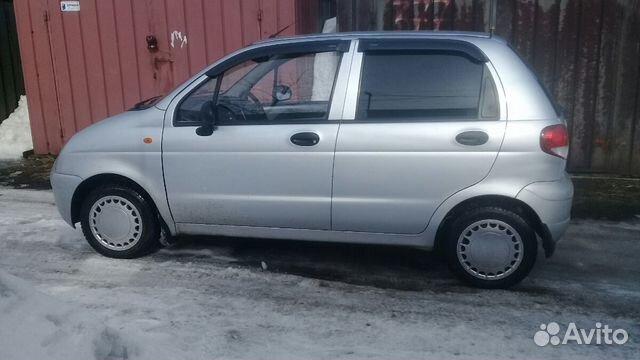 Daewoo Matiz, 2012 89115603931 купить 3