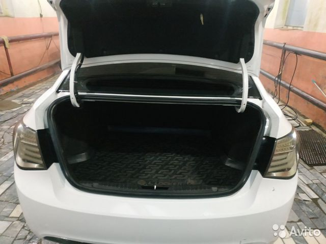 Chevrolet Cruze, 2012 купить 10