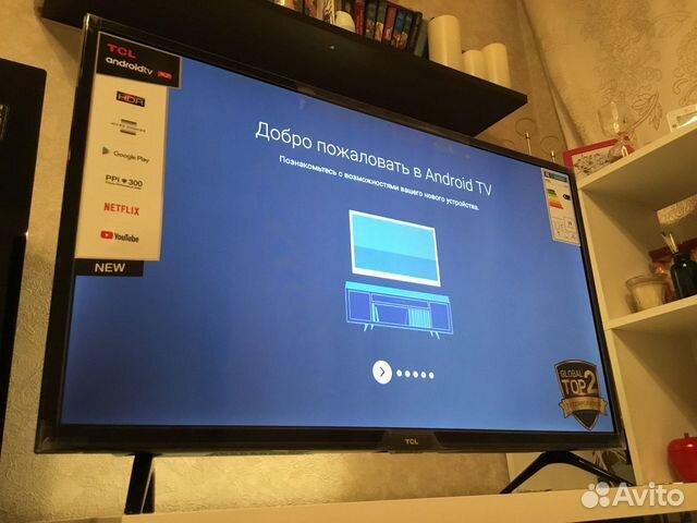 Смарт телевизор с голосовым управлением 32(новый) купить 7