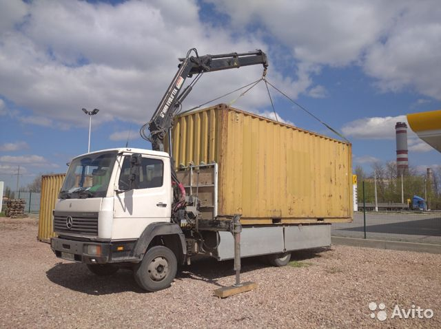 Морской контейнер 20 фут 89887516196 купить 5