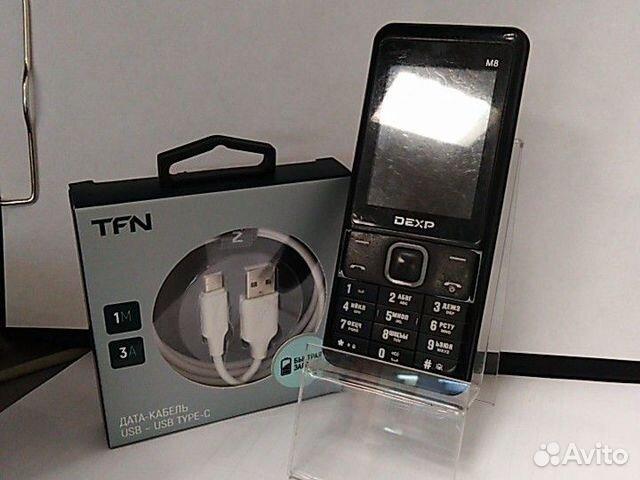 Telefonen Dexp M8 кгн01