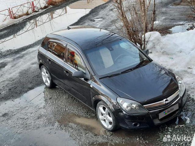 Opel Astra, 2007 89091952331 купить 1
