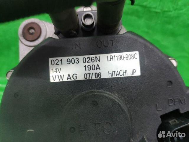 Генератор hitachi 3.2 VW Touareg / Porsche Macan  купить 5