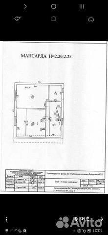 Дом 152 м² на участке 16 сот. 89506757730 купить 2