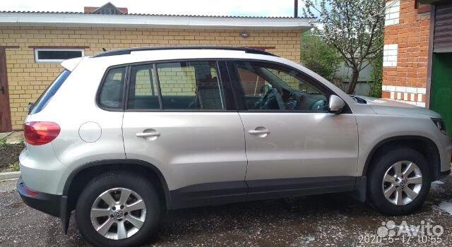 Volkswagen Tiguan, 2013 купить 4