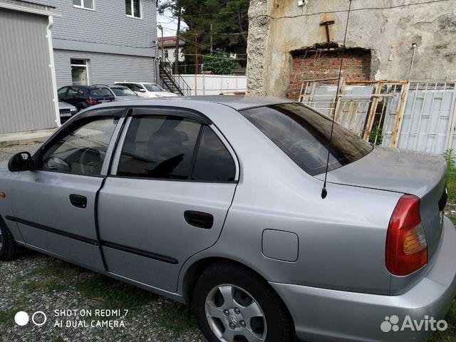Hyundai Accent, 2008 89184007148 buy 4