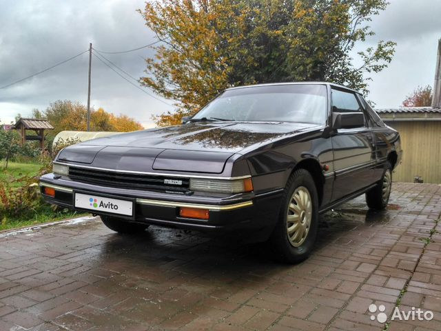 Mazda 929, 1985 купить 1