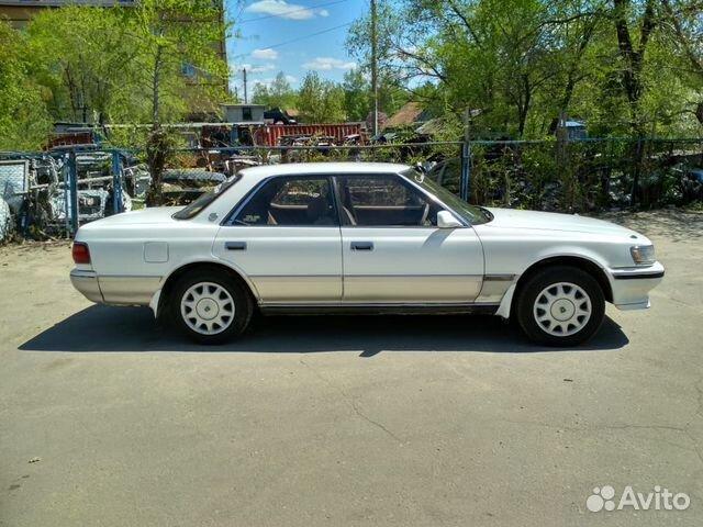 Toyota Chaser, 1991 89145506976 купить 6