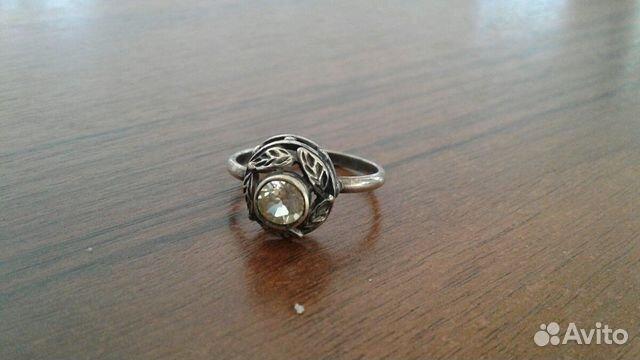 Кольцо серебро 875 89088352937 купить 1