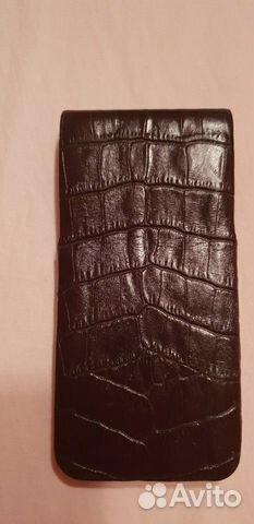 Чехол кожанный для iPhone 7,8  купить 2