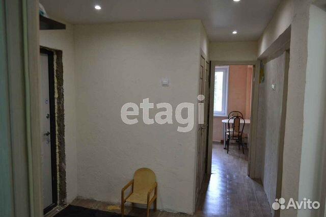 3-к квартира, 63.7 м², 2/5 эт. купить 10