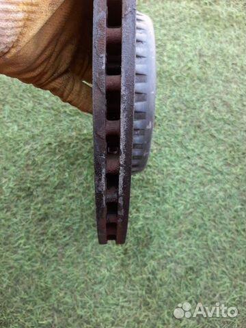 Тормозной диск задний Mercedes Amg Glc 43 4Matic
