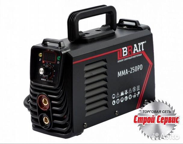 Сварочный аппарат инвертор Brait MMA-200PD