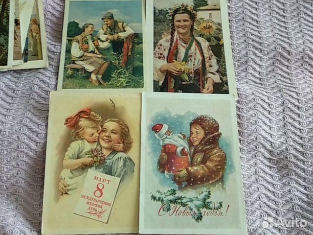 Скупка почтовых открыток москва