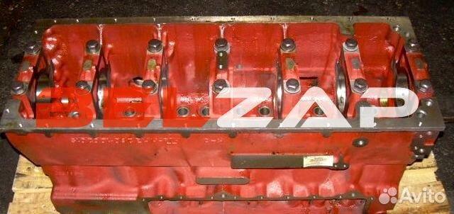 Блок двигателя ммз Д 260 245 240 мтз