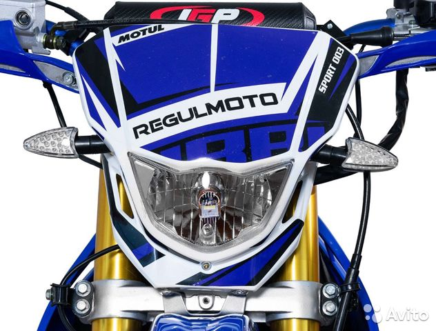 Regulmoto Sport-003 New 172FMM (2020) с птс 89606364037 купить 7