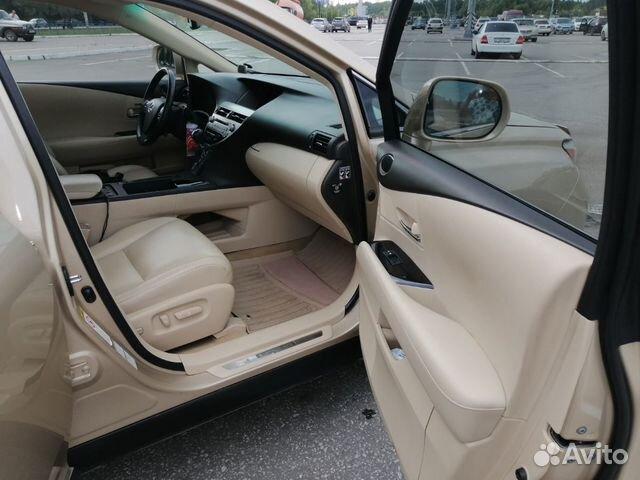 Lexus RX, 2010 89131506622 купить 10